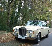 Duchess - Rolls Royce Silver Shadow Hire in England