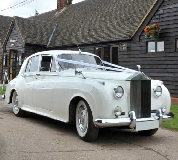 Marquees - Rolls Royce Silver Cloud Hire in UK