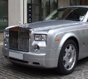 Rolls Royce Phantom - Silver Hire in England