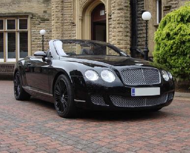 Bentley Continental Hire